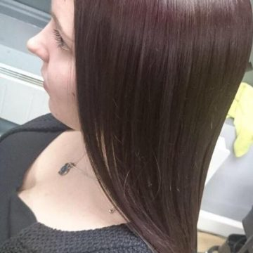 Dark Hair at Tonic Farndon