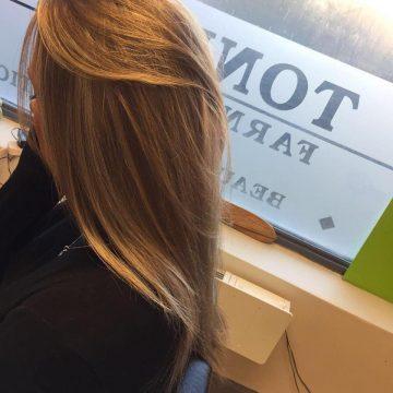Tonic New Hair
